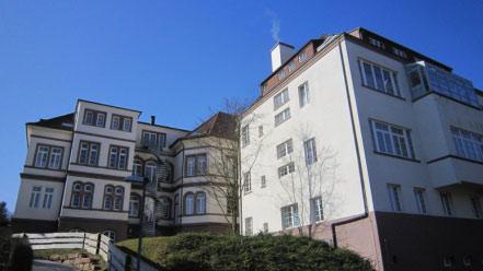 Familientherapie in der Villa Lemberg in Nagold